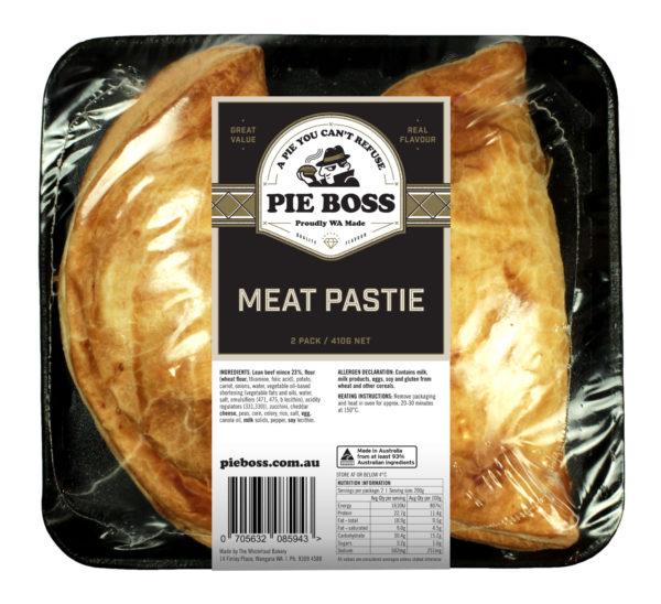 Meat Pastie